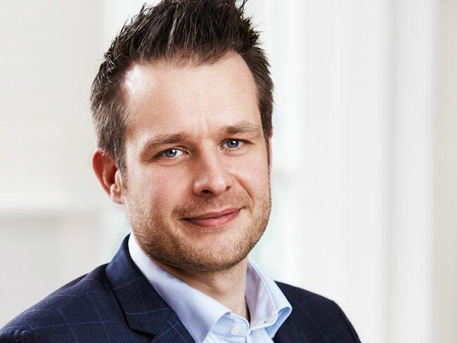 Ny produktionsdirektør skal styrke I. Anker Andersens position